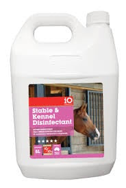 IO Stable and Kennel Disinfectant