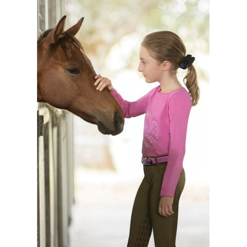 Huntington Ruby Girls Jodhpurs