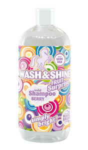 Wash and Shine Shampoo