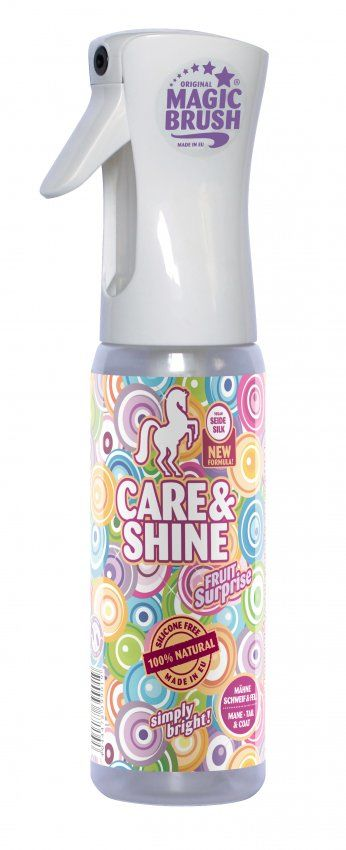 Wash and Shine Spray