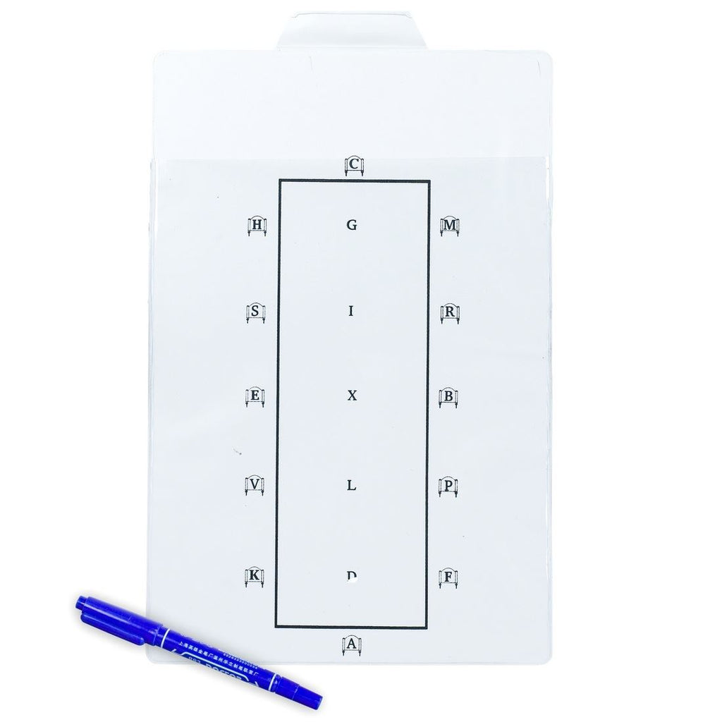 Dressage Learner Test Board