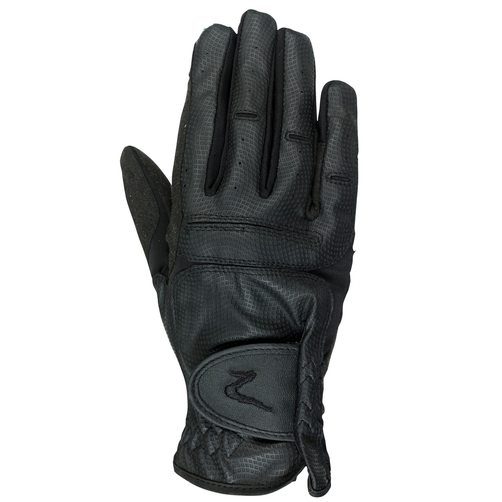 Synthetic Leather Riding Gloves