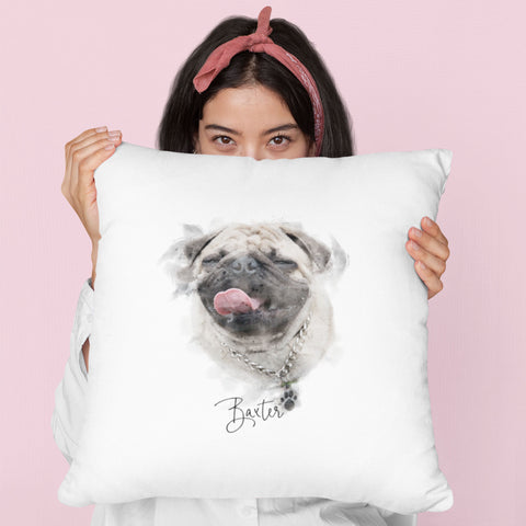 Custom Pet Cushion