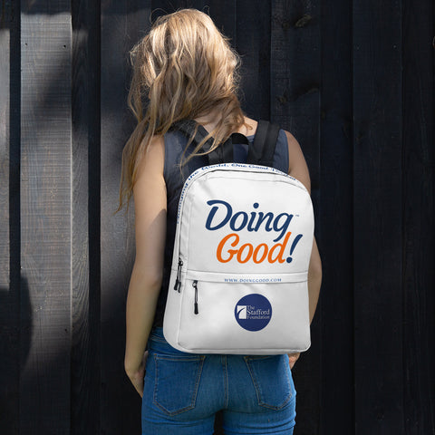 Doing Good Utility Backpack