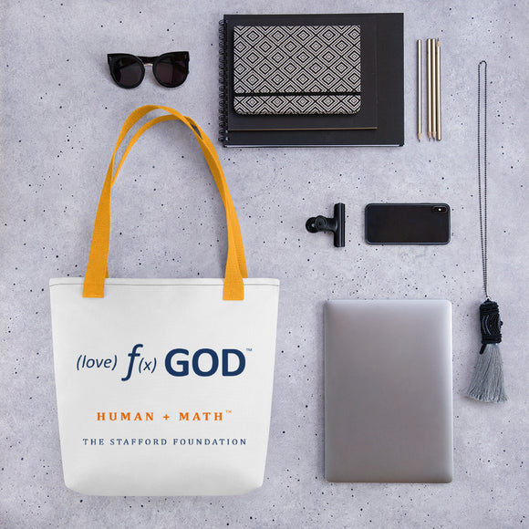 Human + Math | S18 Tote bag
