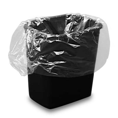 Liner Trash Clr 7.5-10 Gallon