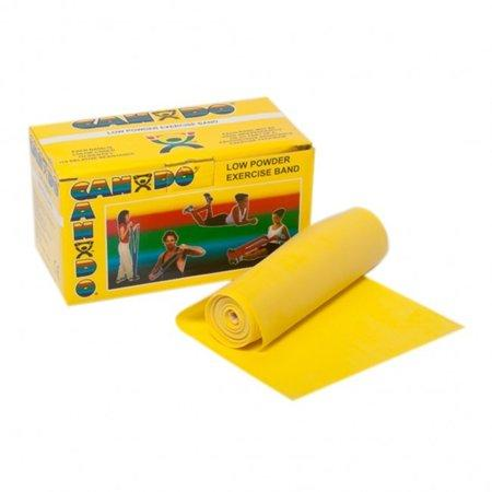 Exercise Band LF Yellow 6yd