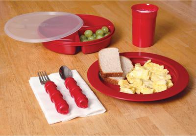 Redware Tableware Set Deluxe