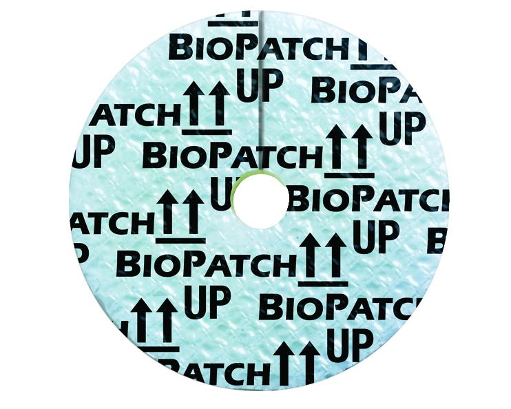 BIO PATCH BLUE ANTIMICROBIAL
