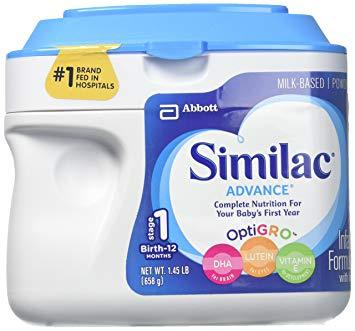 Similac Advance Stage 1 Powder