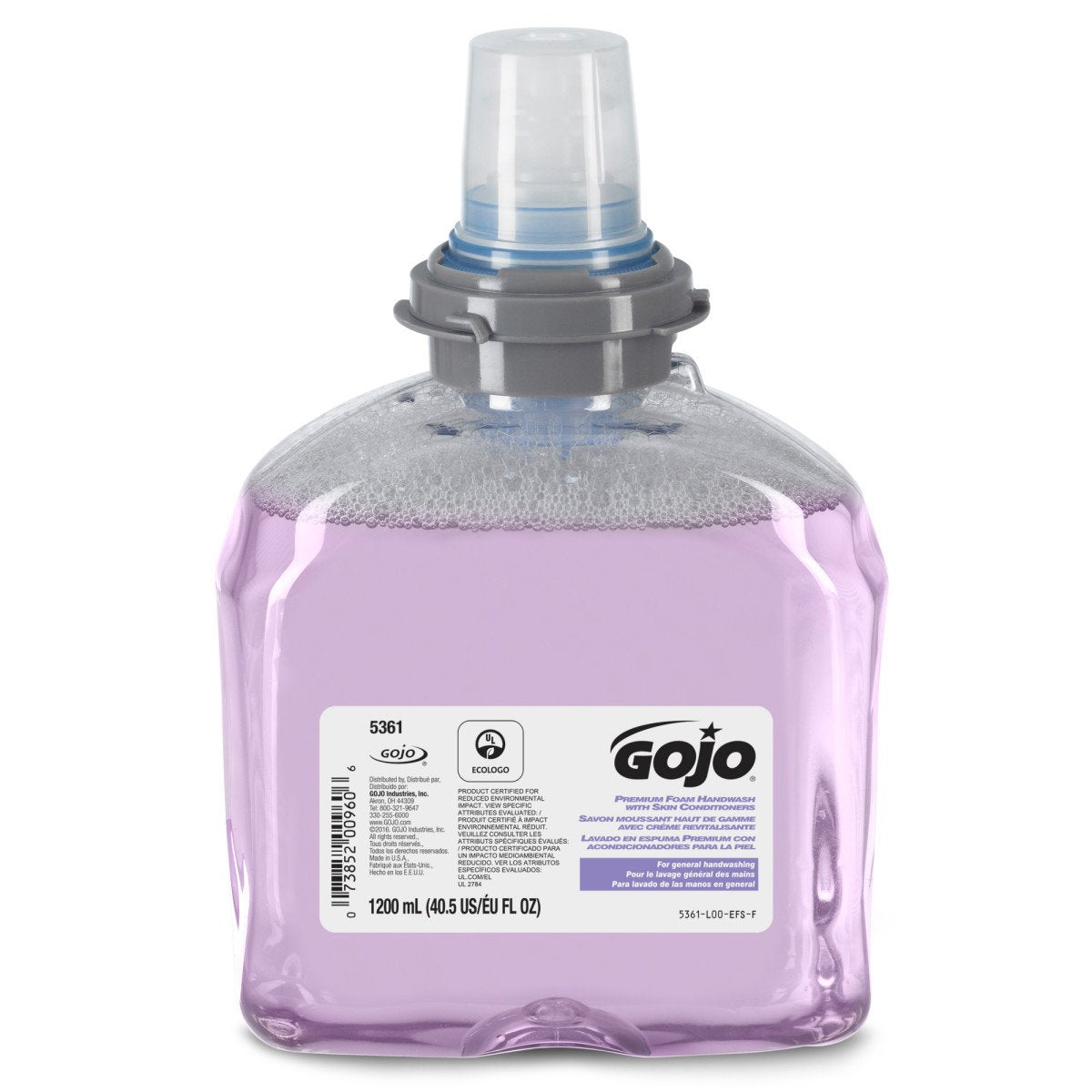 Soap Foam Lavender 1200ml