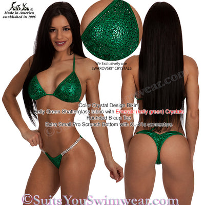 Competition Bikini Care and Figure Suit Care