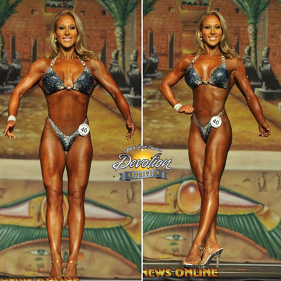 Figure Competition Suit or Physique Suit #2006