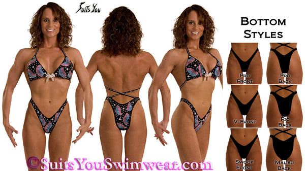 Figure Competition Suit or Physique Competition Suit #2009