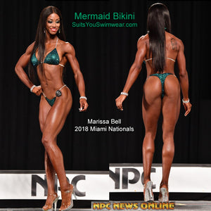 The Mermaid Competition Bikini, PRO Level Competition Suit