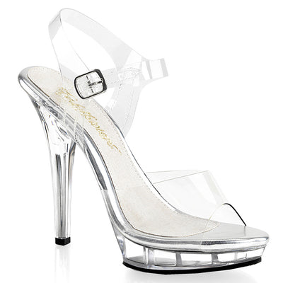 Competition Heels, Clear Shoes, Lip-108