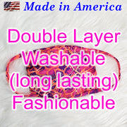 Crystal Face Mask, Made in America