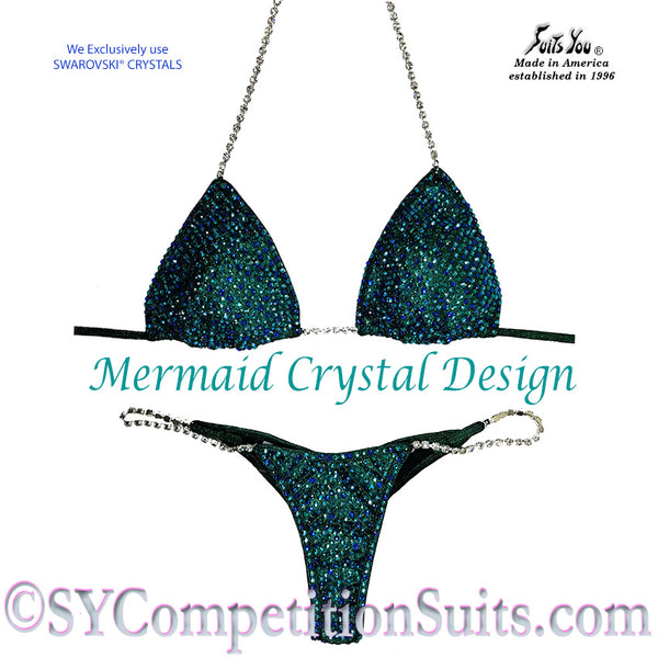 The Mermaid Competition Bikini