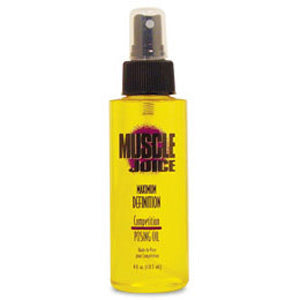 Muscle Juice Competition Oil