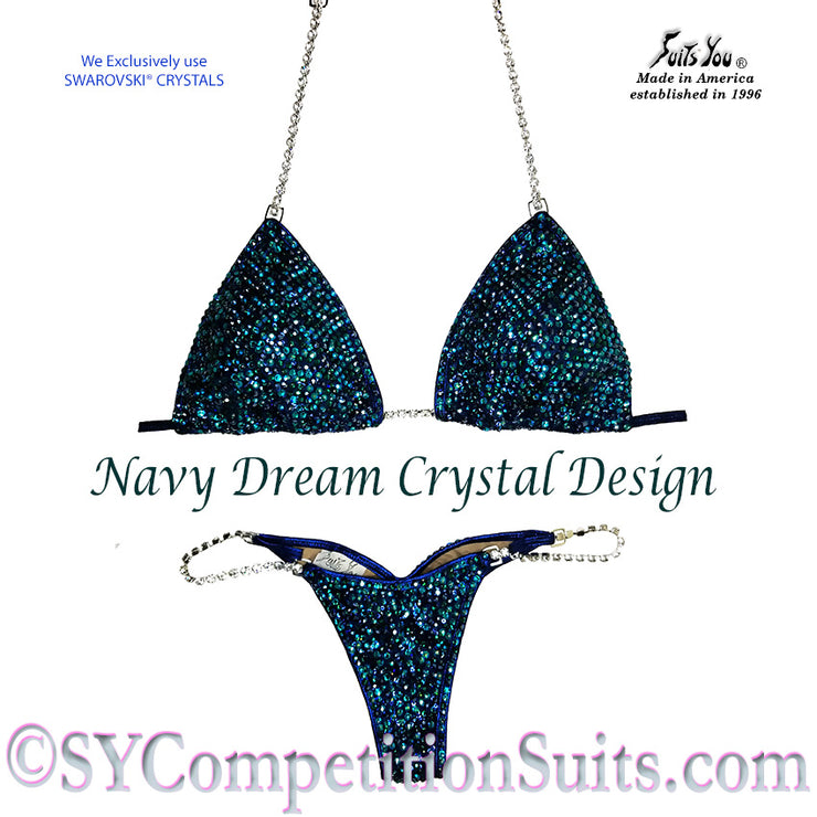 The Navy Dream Competition Bikini, Pro-Level Suit