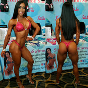 NPC Wellness Competition Suit, Katherine Labron