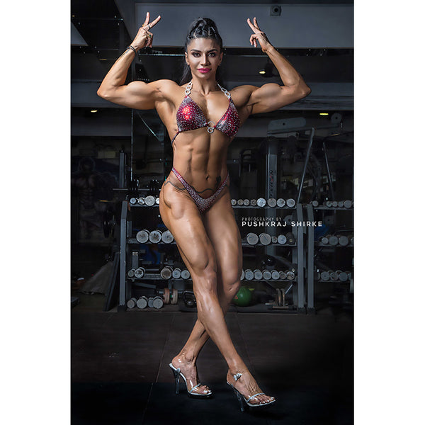 Pro-level Physique Competition Suit, NPC or IFBB
