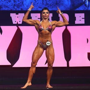Pro-level Physique Competition Suit, NPC or IFBB, Olympia