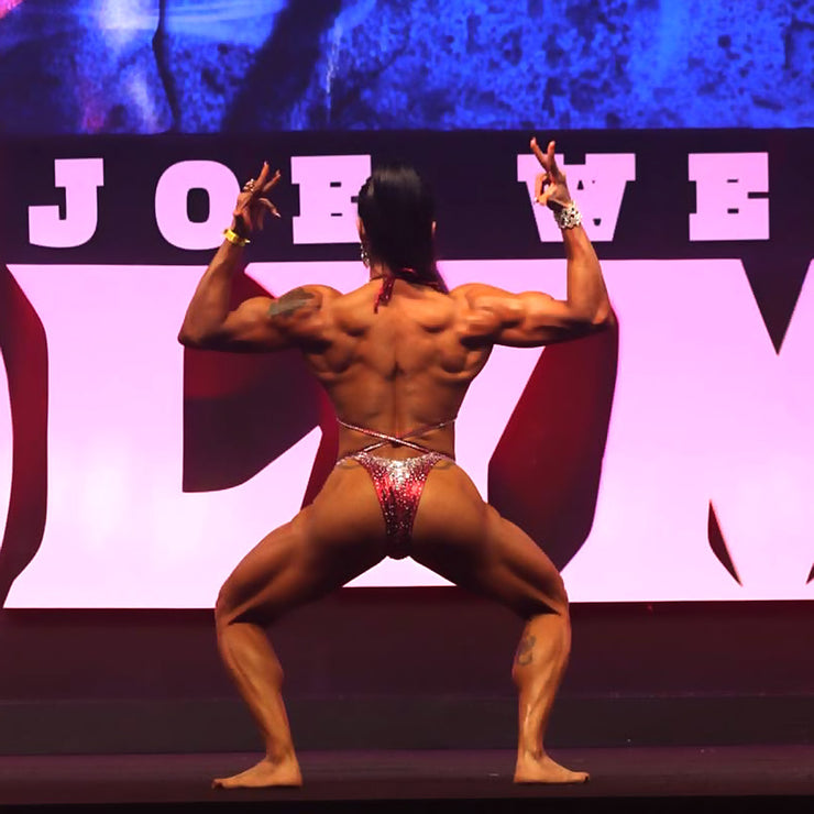 Pro-level Physique Competition Suit, NPC or IFBB, Olympia 2018