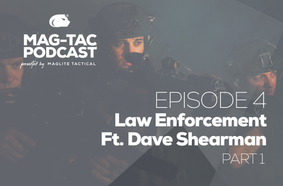 Episode 4: Law Enforcement ft. Dave Shearman