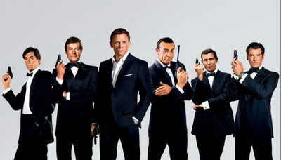 Who's Your Favorite James Bond?