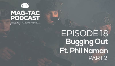 Episode 18: Bugging Out ft. Phil Naman (Part 2)