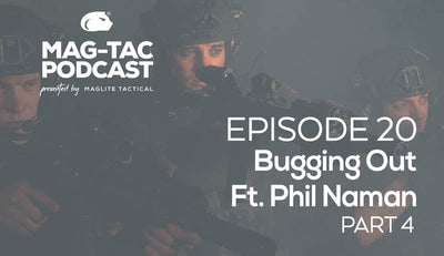 Episode 20: Bugging Out ft. Phil Naman (Part 4)