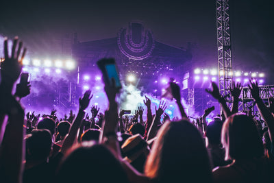 3 Things to Bring to a Music Festival
