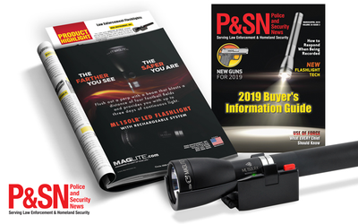POLICE AND SECURITY NEWS – MAR_APR 2019 – PRODUCT HIGHLIGHT – MAGLITE