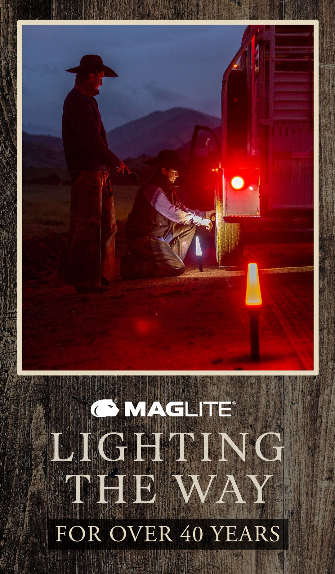 Lighting the Way for over 40 Years