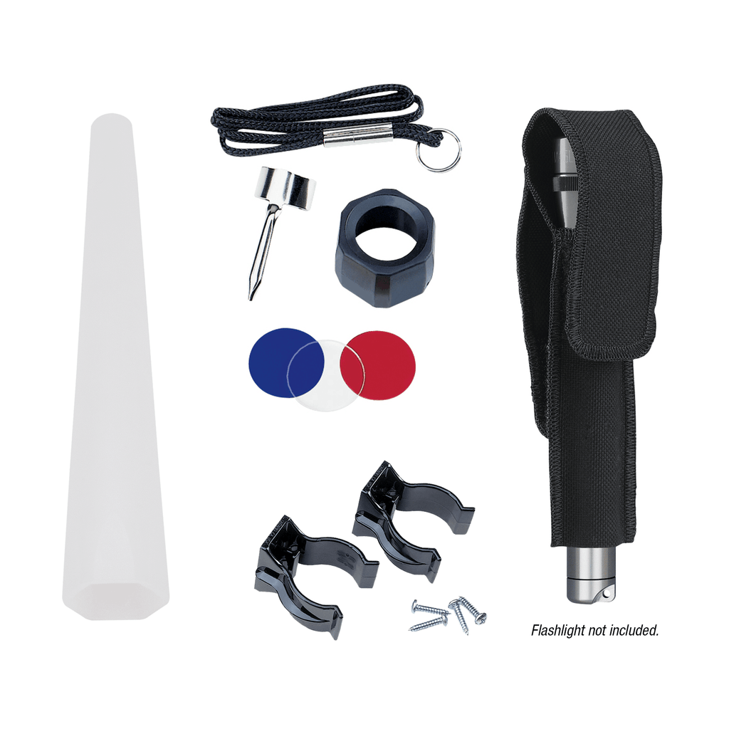 Mini Maglite Accessory Bundle