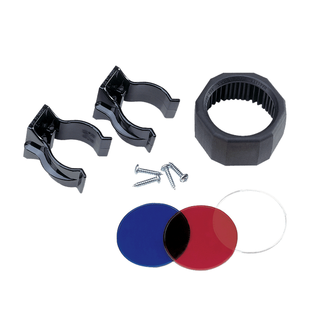 Accessory Pack For Maglite D-Cell Flashlights