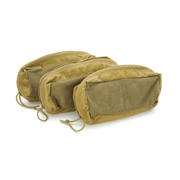 Backpack Pouches Coyote Brown
