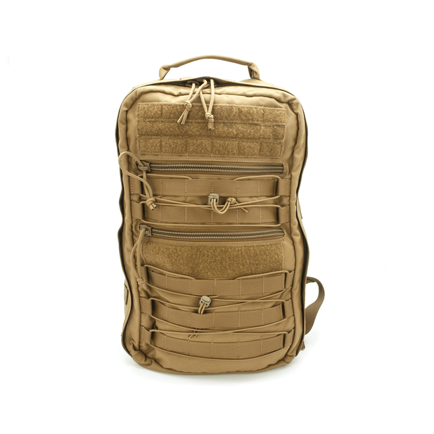 Tactical Backpack - Coyote Brown