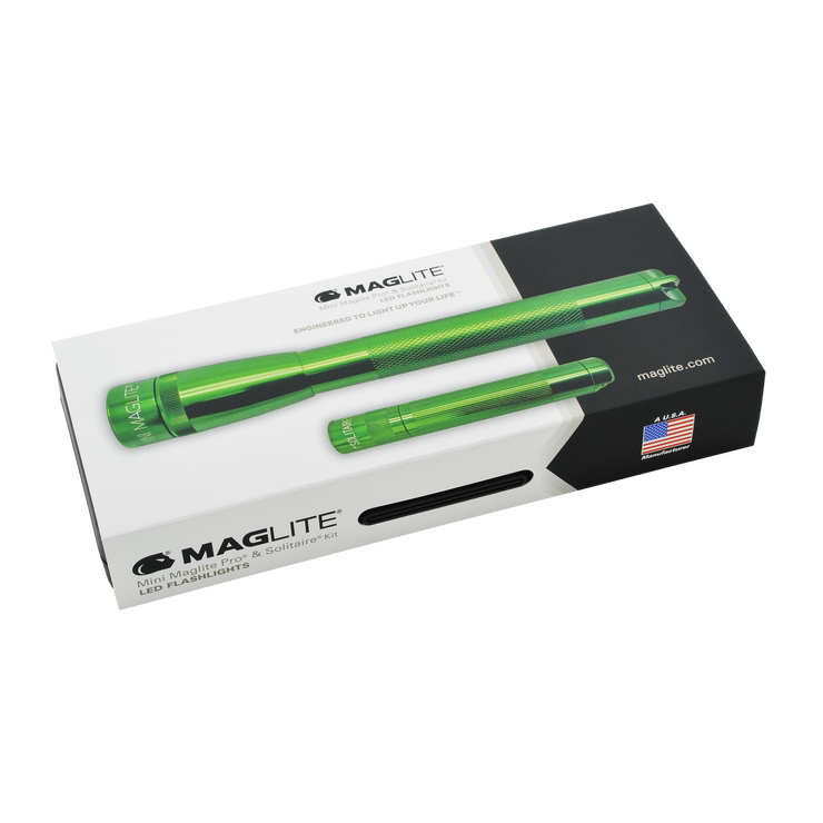 Maglite Travel Bundle for Him or Her