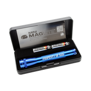 Mini Maglite Xenon 2AA - Property of Dad - Blue