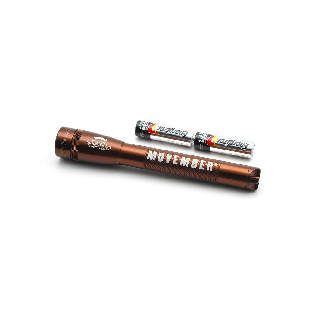 Mini Maglite PRO LED 2AA - Movember®
