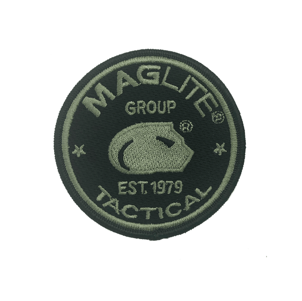 MAGLITE TACTICAL PATCH