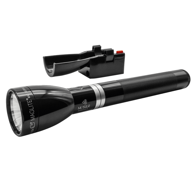 ML150LR(X) Rechargeable LED Fast-Charging Flashlight