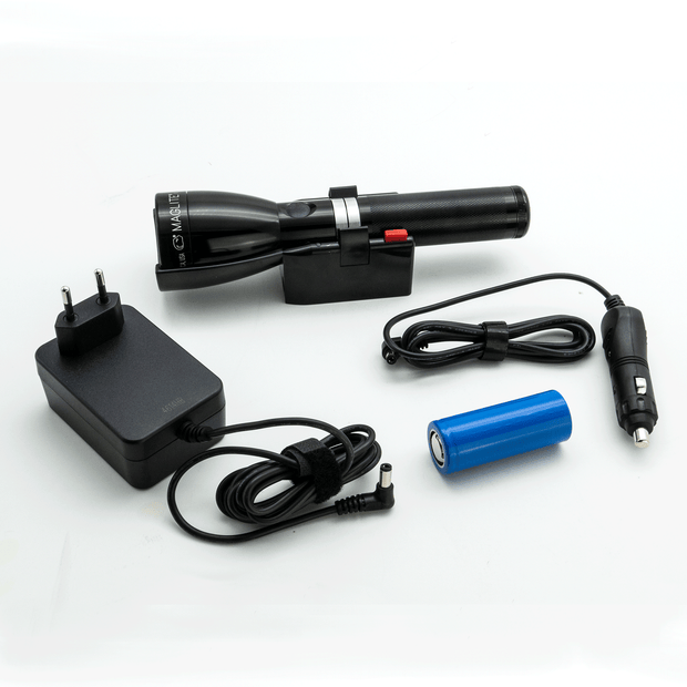ML150LRS(X) Rechargeable LED Fast-Charging Flashlight