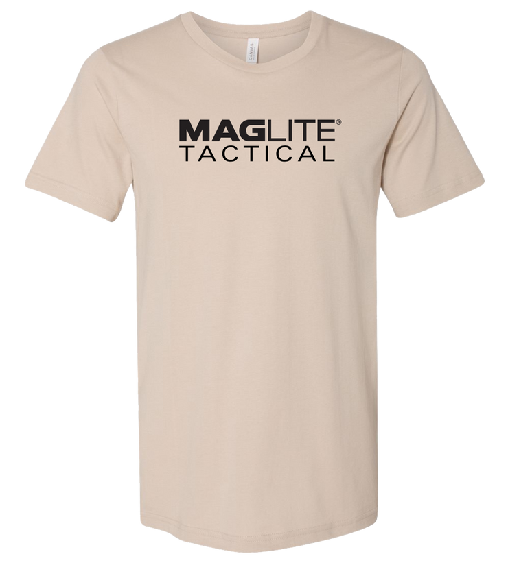 MAGLITE TACTICAL T-Shirt - Coyote Tan