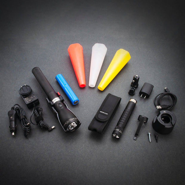 The Ultimate Rechargeable Bundle - ML150LRX and MAG-TAC Rechargeable Systems