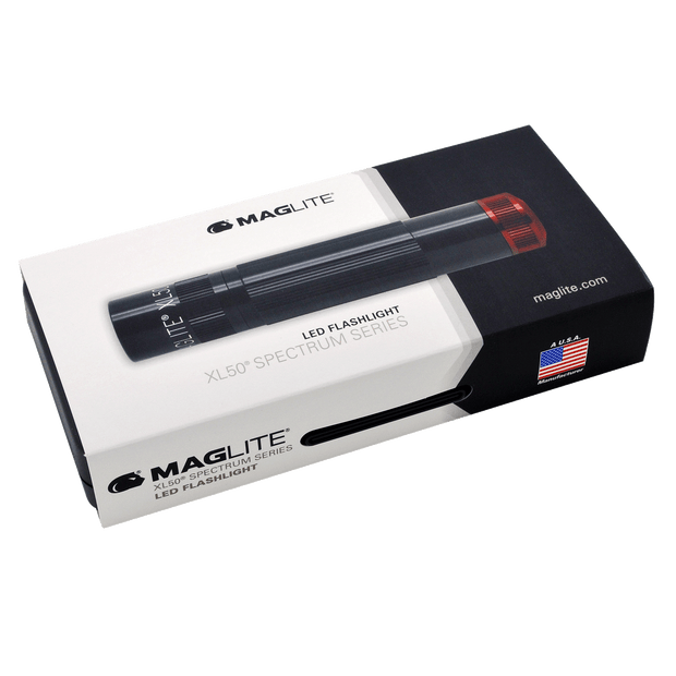 Maglite XL50 LED Spectrum Series Red