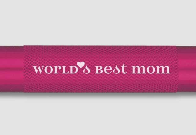 Mini Maglite LED / World's Best Mom