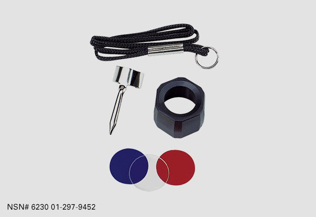 Accessory Pack For Mini Maglite AA Flashlights